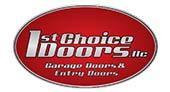 1st Choice Garage Doors, LLC logo