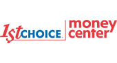 1st Choice Money Center logo