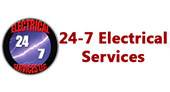 24-7 Electrical Services logo