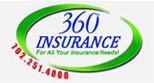 360 Insurance Solutions logo