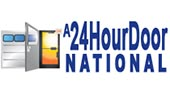 A-24 Hour Door National logo