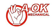 A-OK Mechanical logo