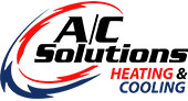 A/C Solutions Heating & Cooling logo