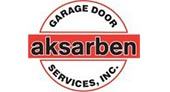 Aksarben Garage Door Services logo