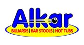 Alkar Billiards logo