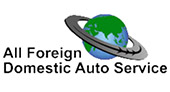 All Foreign and Domestic Auto Service logo