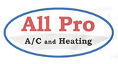 All Pro A/C and Heating logo