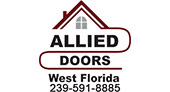 Allied Doors West Flordia logo
