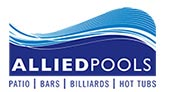 Allied Pools logo