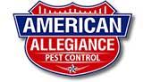 American Allegiance Pest Control logo