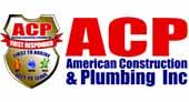 American Construction & Plumbing logo