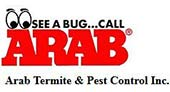Arab Termite and Pest Control logo
