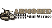 Armored Mini Storage logo