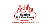 Ashley Heating Air and Water Systems logo