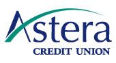 Astera Credit Union logo