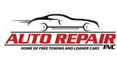 Auto Repair Inc. logo