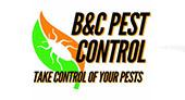 B & C Pest Control logo