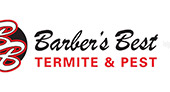 Barber's Best Termite and Pest logo