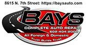 Bay's Complete Auto Repair logo