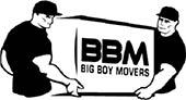 Big Boy Movers logo