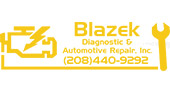 Blazek Diagnostic & Automotive Repair, Inc.