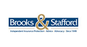 Brooks & Stafford logo