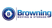 Browning Moving & Storage logo