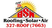 BSW Roofing, Solar and Air