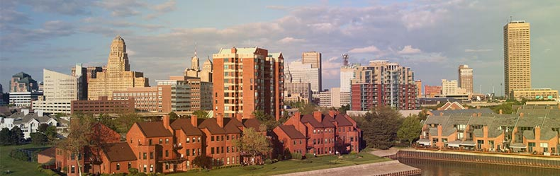 Buffalo Skyline Image