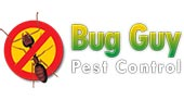 Bug Guy Pest Control logo