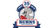 Burns Pest Elimination logo