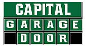 Capital Garage Door logo