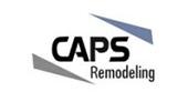 CAPS Remodeling logo