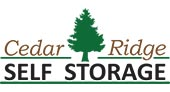 Cedar Ridge Self Storage