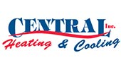 Central Heating & Cooling logo