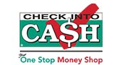 Check into Cash Green Bay logo