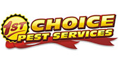 1st Choice Pest Services logo