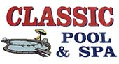 Classic Pool and Spa logo