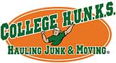 College H.U.N.K.S. Hauling Junk & Moving