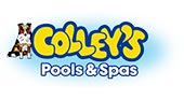 Colley's Pools & Spas logo