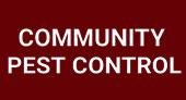 Community Pest Control