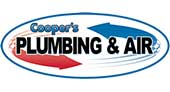 Cooper's Heating & Air logo