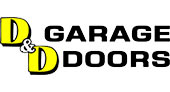 D & D Garage Doors logo