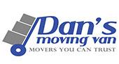 Dan's Moving Van logo