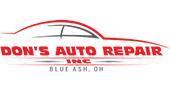 Don's Auto Repair logo