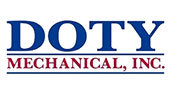 Doty Mechanical Inc logo