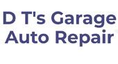 D T's Garage Auto Repair