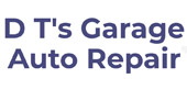 D T's Garage Auto Repair logo