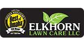 Elkhorn Lawn Care logo