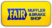 Fair Muffler & Brake Shop logo